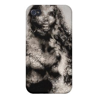 """""""Fantasma caso del iPhone 4 de Bella"""" iPhone 4 Cárcasa"""