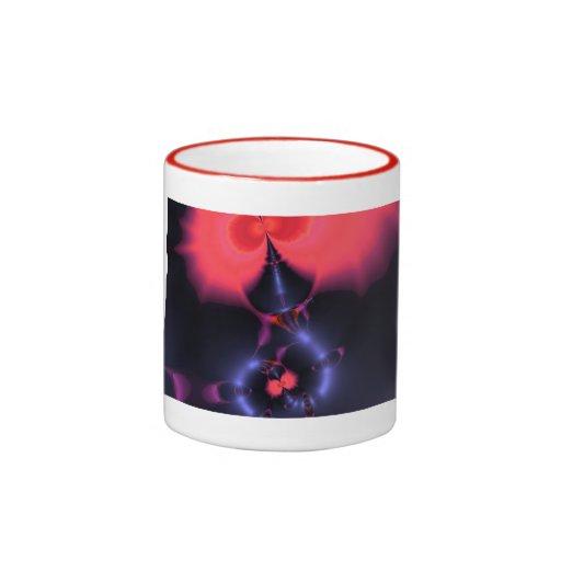 Fantasma cristalino - abrazo de la sorpresa de los taza