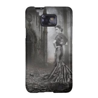 Fantasma de Anixias de la hermana gemela Samsung Galaxy S2 Funda