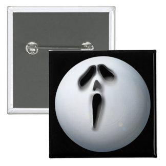 Fantasma de APA Pin Cuadrado