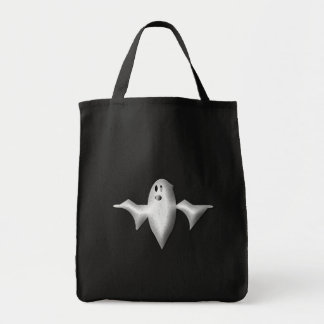 Fantasma de Halloween Bolsa Lienzo