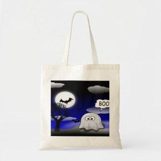 Fantasma de Halloween Bolsas De Mano