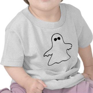 Fantasma de Halloween Camisetas
