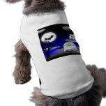 Fantasma de Halloween Camisetas De Perrito