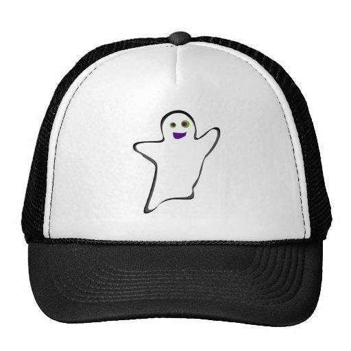 Fantasma de Halloween Gorras De Camionero