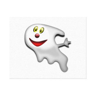 Fantasma de Halloween Impresión De Lienzo