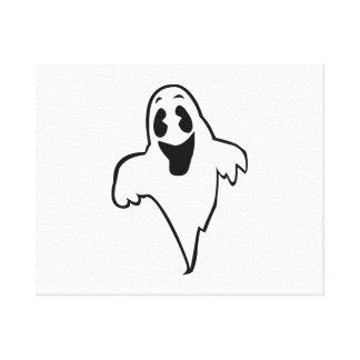 Fantasma de Halloween Impresión En Lona