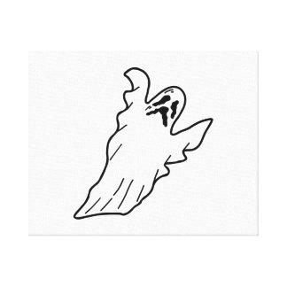 Fantasma de Halloween Impresiones De Lienzo