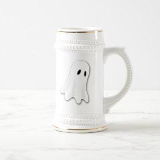 Fantasma de Halloween Tazas