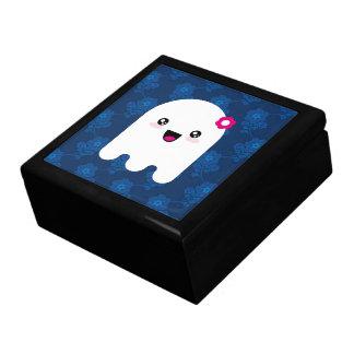 Fantasma de Kawaii Caja De Regalo