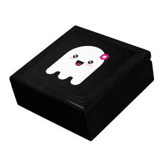 Fantasma de Kawaii Cajas De Recuerdo
