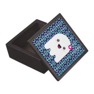 Fantasma de Kawaii Cajas De Regalo De Calidad