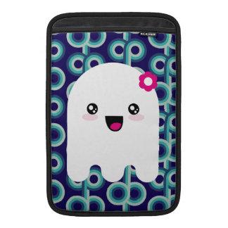 Fantasma de Kawaii Fundas Macbook Air