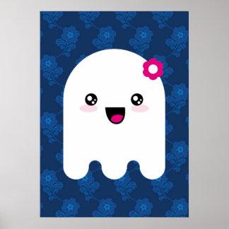 Fantasma de Kawaii Impresiones