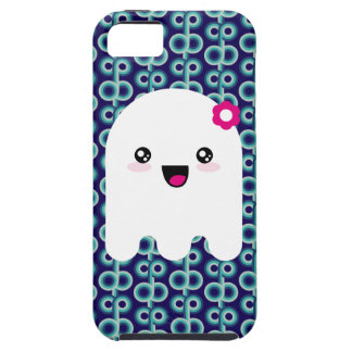 Fantasma de Kawaii iPhone 5 Carcasas