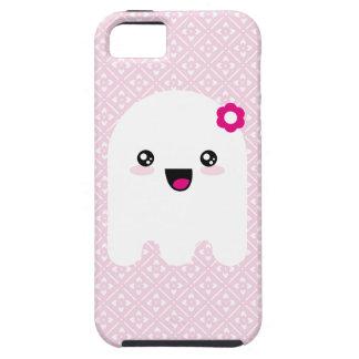 Fantasma de Kawaii iPhone 5 Case-Mate Carcasas