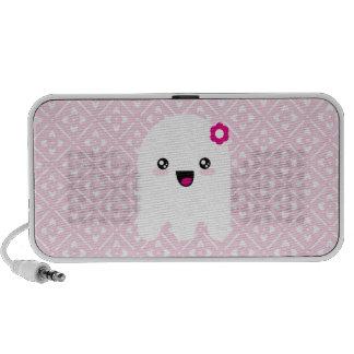 Fantasma de Kawaii iPod Altavoces