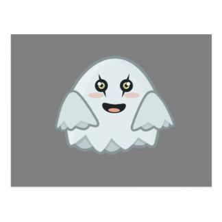 Fantasma de Kawaii Postales