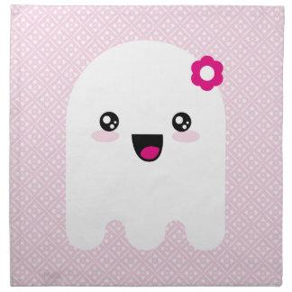 Fantasma de Kawaii Servilleta