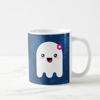 Fantasma de Kawaii Tazas