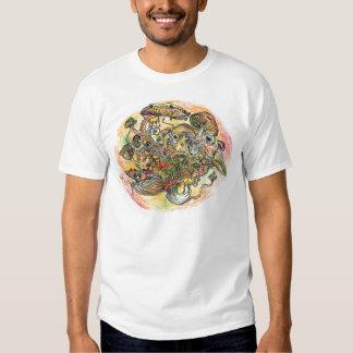 Fantasma de las setas - camiseta playera