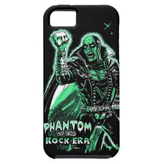 Fantasma de metales pesados iPhone 5 protectores
