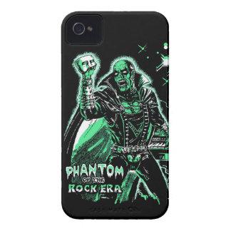 Fantasma de metales pesados iPhone 4 Case-Mate protector