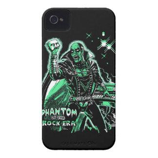 Fantasma de metales pesados Case-Mate iPhone 4 cárcasas