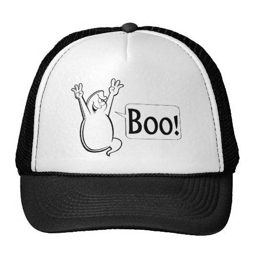 Fantasma del abucheo gorra