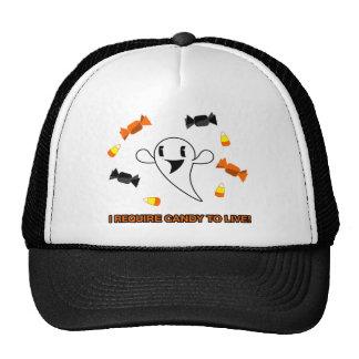 Fantasma del caramelo gorro de camionero