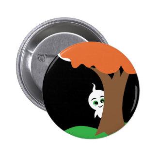Fantasma del Peekaboo Pins