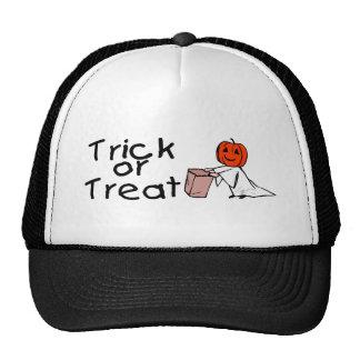 Fantasma del truco o de la invitación gorra