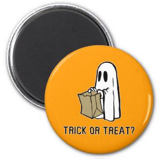 Fantasma del truco o de la invitación iman