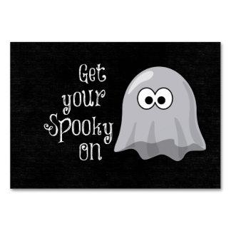 Fantasma divertido, lindo de Halloween; Consiga su