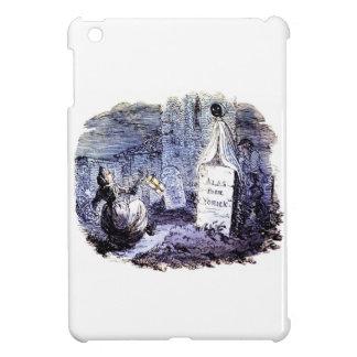 fantasma en caso del ipad listo del cementerio el  iPad mini coberturas