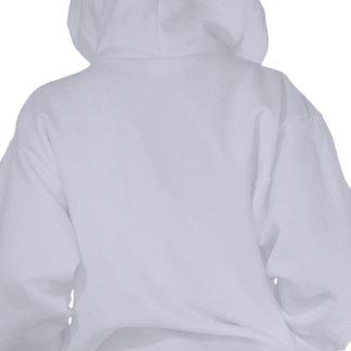 Fantasma - fantasmagórico frecuentado sudadera con capucha