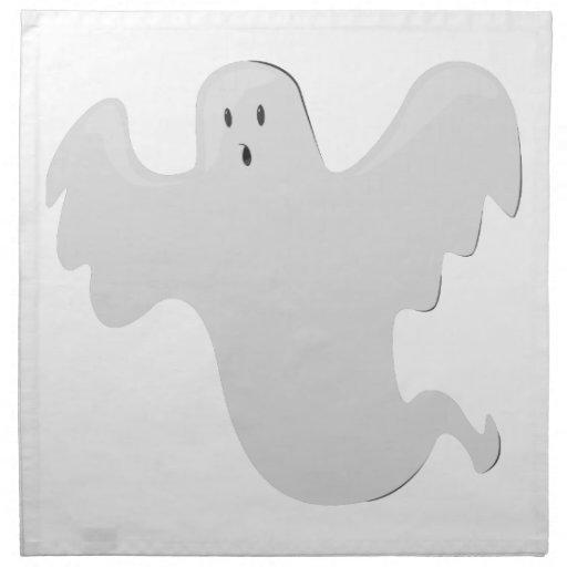 Fantasma fantasmagórico servilletas de papel