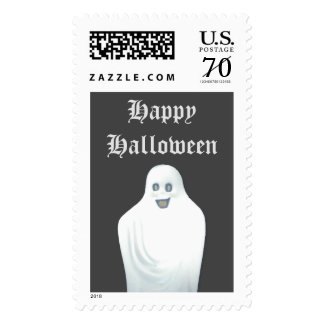 Fantasma feliz Halloween Sellos
