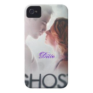 Fantasma ídem carcasa para iPhone 4 de Case-Mate