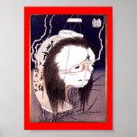 Fantasma japonés circa 1800s poster