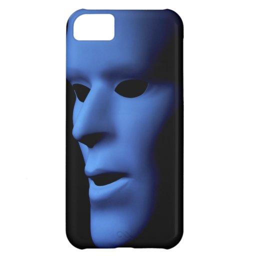 Fantasma largo que mira Mask.jpg hecho frente