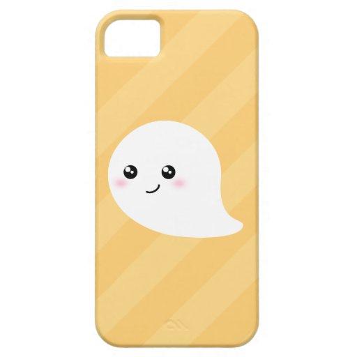 Fantasma lindo de Kawaii iPhone 5 Fundas
