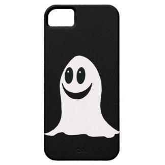 Fantasma lindo del dibujo animado de Halloween iPhone 5 Fundas