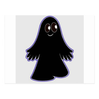 Fantasma negro postal