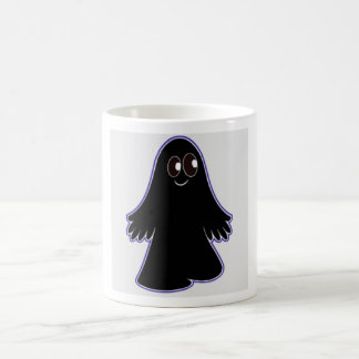 Fantasma oscuro taza
