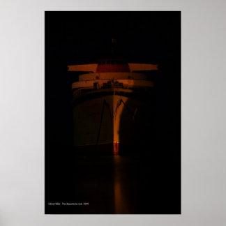 'Fantasma Ship Posters