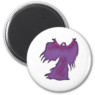 Fantasma wraith imán redondo 5 cm
