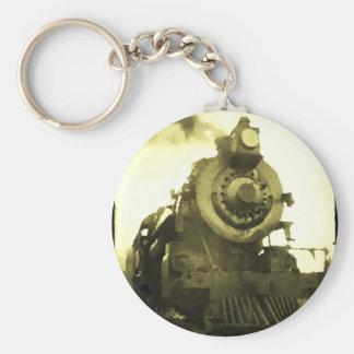 Fantasmagórico Locomotora frecuentada Llavero