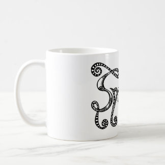 Fantasmagórico Taza De Café