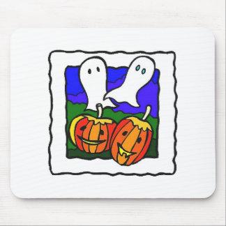 """""""Fantasmas, cojín de ratón del ordenador de Hallow Alfombrilla De Raton"""